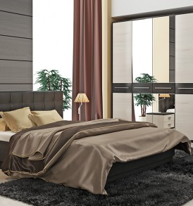 Спальный гарнитур «Сити» №01 ГН-194.001