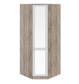 Прованс СМ-223.07.007R Шкаф угловой с 1 зеркальной дверью (580) СМ-223.07.007R