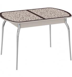Стол обеденный раздвижной «Сидней» СМ-219.01.01