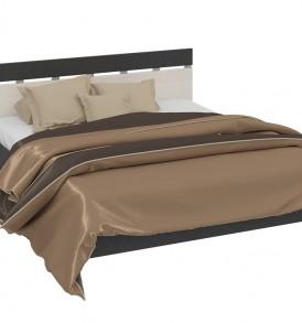 Двуспальная кровать «Сити» СМ-194.01.001-М