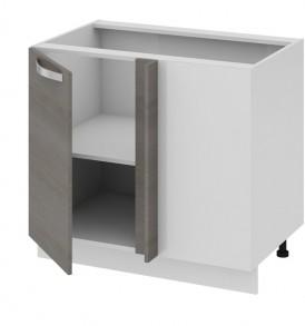 Шкаф нижний с планками для формирования угла Н_72-90_1ДРпУ