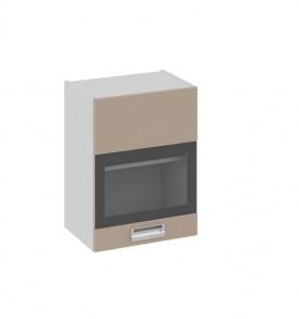 Шкаф верхний со стеклом (правый) В_60-45_1ДРс(Б)