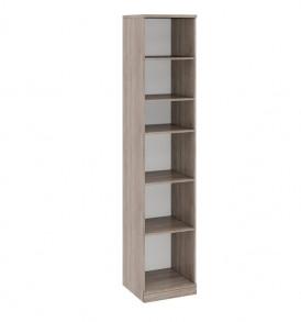 Шкаф для белья с 1-ой зеркальной дверью левый «Прованс» СМ-223.07.022L