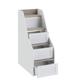 Лестница приставная для двухъярусной кровати «Ривьера» ТД-241.11.12