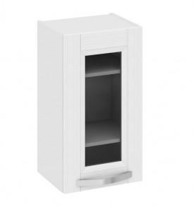Шкаф верхний со стеклом В_72-40_1ДРс