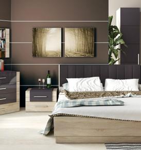 «Ларго люкс» модульная спальня