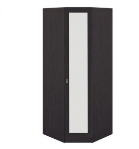 Шкаф угловой с 1-й зеркальной дверью «Сакура» СМ-183.07.007