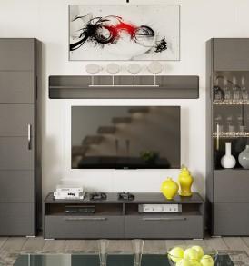 Набор мебели для гостиной «Наоми» №7 ГН-208.107