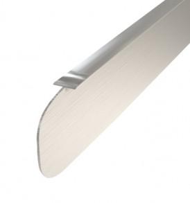 ДО-016 Профиль Т-образный алюминиевый  для столешниц 28мм ДО-016