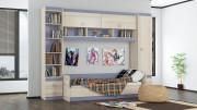 Набор мебели для детской комнаты «Индиго» №22 ГН-145.022