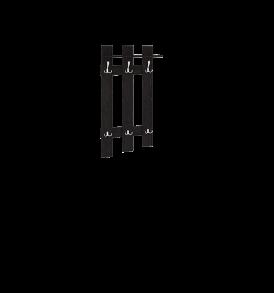 Вешалка с крючками «Арт (мини)»