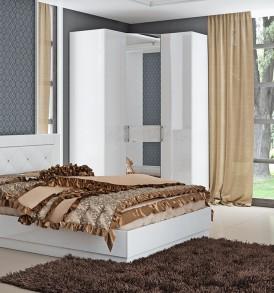 Спальный гарнитур «Амели» №04 ГН-193.004