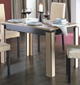 Обеденная группа: стол «Диез Т6» стулья «Этюд Т5» ОГ-006.001
