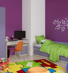 Набор мебели для детской комнаты №7 «Аватар» ГН-201.007