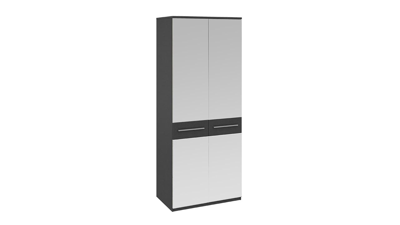"""Шкаф с 2-мя зеркальными дверями """"сити"""" см-194.07.005 купить ."""