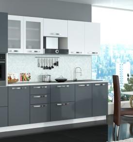 Кухонный гарнитур №2 «Графит»