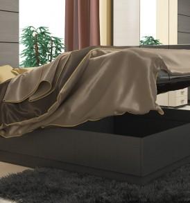 Двуспальная кровать с подъемным механизмом «Сити» СМ-194.01.002