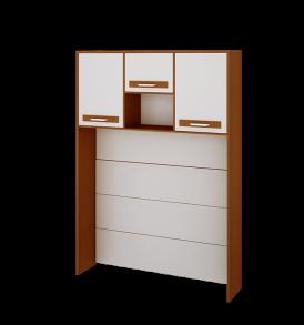 Шкаф с нишей и 3-мя дверями «Орион» ПМ-109.06