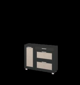 Тумба комбинированная «Грета» ПМ-119.06