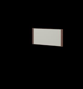 Зеркало настенное «Марко» (ПМ-146.09) ПМ-146.09