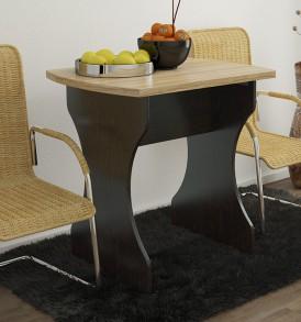 Стол обеденный на деревянных ножках «Турин» СМ-206.01.21