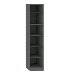 Шкаф торцевой с 1-й зеркальной дверью правый «Наоми» СМ-208.07.09 R
