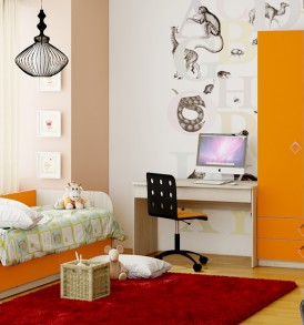 Набор мебели для детской комнаты №11 «Аватар» ГН-201.011