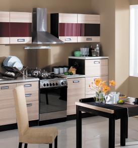 Кухонный гарнитур «Латте-1» №1 ГН-115-01.001