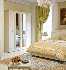 Спальный гарнитур «Лючия» №02 ГН-235.002