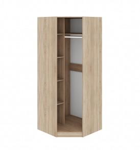 Угловой шкаф для одежды левый «Ларго Люкс» СМ-181.07.013 L