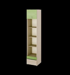 Шкаф-стеллаж с полками для книг «Киви» ПМ-139.07