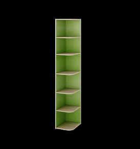 Торцевой стеллаж «Киви» ПМ-139.09