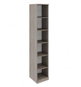 Шкаф торцевой с 1-ой дверью правый «Прованс» СМ-223.07.008R