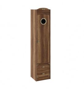 Шкаф комбинированный  для белья с иллюминатором «Навигатор» СМ-250.07.21