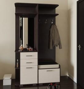 «Пикассо» модульная мебель для маленькой прихожей