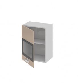 Шкаф верхний со стеклом (левый) В_60-45_1ДРс(А)