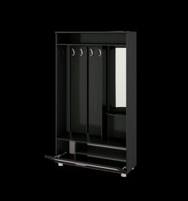 Шкаф комбинированный открытый «Грета» ПМ-119.03