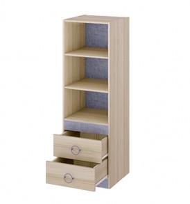 Шкаф-стеллаж с полками для книг «Индиго» ПМ-145.08