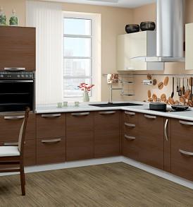 «Капучино» модульная мебель для кухни
