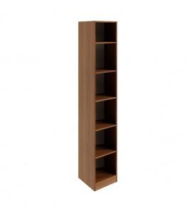Шкаф торцевой с 1-ой зеркальной дверью левый «Вирджиния» СМ-233.07.09 L