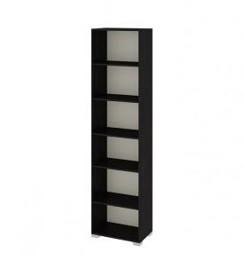 Шкаф комбинированный с 1-ой глухой и 1-ой дверью со стеклом «Фиджи» ШК(07)_32-21_17