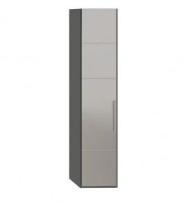 Шкаф с 1-й зеркальной дверью левый «Наоми» СМ-208.07.02 L