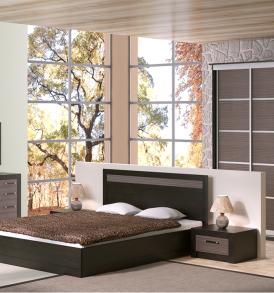«Стэн» модульные шкафы-купе для спальни