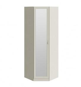 Шкаф угловой с зеркальной дверью «Лючия» СМ-235.23.02