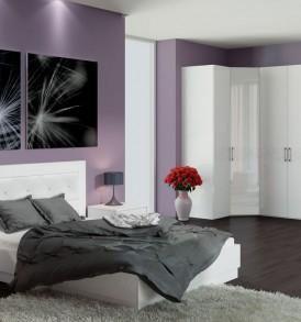 Спальный гарнитур «Амели» №02 ГН-193.002