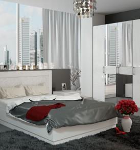 Спальный гарнитур «Амели»  №01 ГН-193.001
