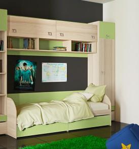 Набор мебели для детской комнаты «Киви» №20 ГН-139.020
