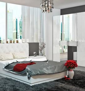 Спальный гарнитур «Амели»  №09 ГН-193.009