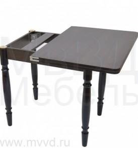 Стол обеденный раскладной » Ламберный» с ящиком