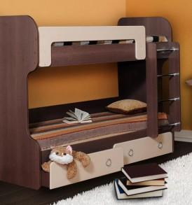 Кровать «NEXT»( вегне/ конго)